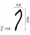 Listwa oświetleniowa C371