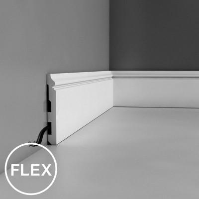 Listwa przypodłogowa SX118F Flex