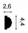 Listwa ścienna P2020