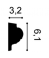 Listwa ścienna P3020