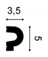 Listwa ścienna P8060